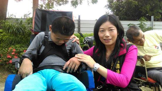 104年10月23日,台北市照生會 探訪 台南市私立五甲教養院