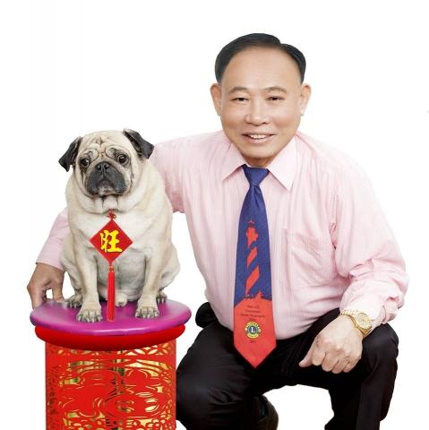 歐金獅 總監 為 照生會 貓狗119 毛孩子 捐款 20萬元
